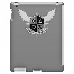 geek and proud iPad 3 and 4 Case | Artistshot