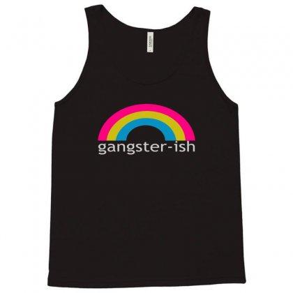 Gangster Ish Tank Top Designed By Wisnuta1979