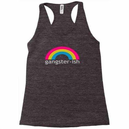 Gangster Ish Racerback Tank Designed By Wisnuta1979