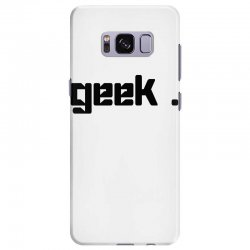 geek t shirt Samsung Galaxy S8 Plus Case | Artistshot