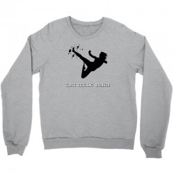 geek girl glass ceiling breaker Crewneck Sweatshirt | Artistshot