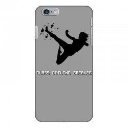 geek girl glass ceiling breaker iPhone 6 Plus/6s Plus Case | Artistshot