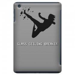 geek girl glass ceiling breaker iPad Mini | Artistshot