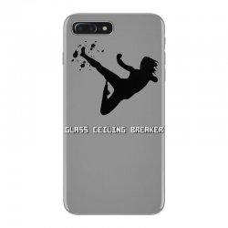 geek girl glass ceiling breaker iPhone 7 Plus Case | Artistshot