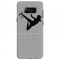 geek girl glass ceiling breaker Samsung Galaxy S8 | Artistshot