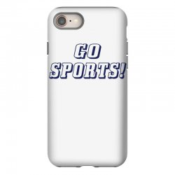 go sports! iPhone 8 Case | Artistshot