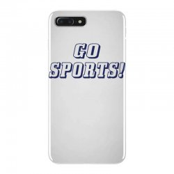 go sports! iPhone 7 Plus Case | Artistshot