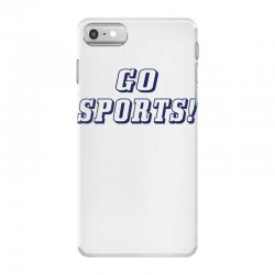 go sports! iPhone 7 Case | Artistshot