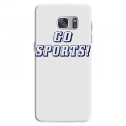 go sports! Samsung Galaxy S7 Case | Artistshot
