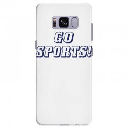 go sports! Samsung Galaxy S8 Plus Case | Artistshot