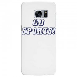go sports! Samsung Galaxy S7 Edge Case | Artistshot