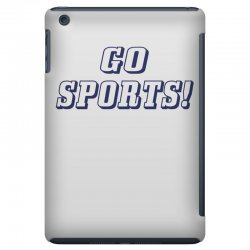 go sports! iPad Mini Case | Artistshot