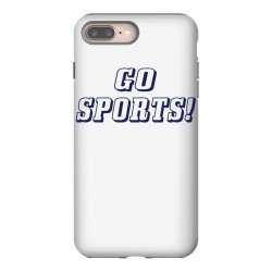 go sports! iPhone 8 Plus Case | Artistshot