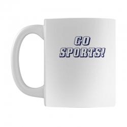 go sports! Mug | Artistshot