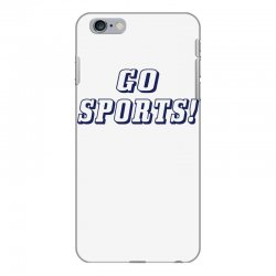 go sports! iPhone 6 Plus/6s Plus Case | Artistshot
