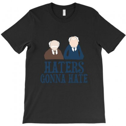 Haters Gonna Hate1 T-shirt Designed By Wisnuta1979