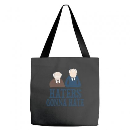 Haters Gonna Hate1 Tote Bags Designed By Wisnuta1979