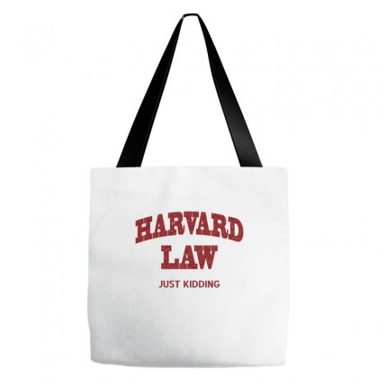 Harvard Law (just Kidding) Tote Bags Designed By Wisnuta1979