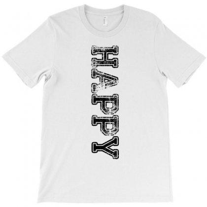 Happy Pharell T-shirt Designed By Wisnuta1979