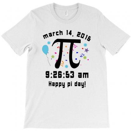 Happy Pi Day T-shirt Designed By Wisnuta1979