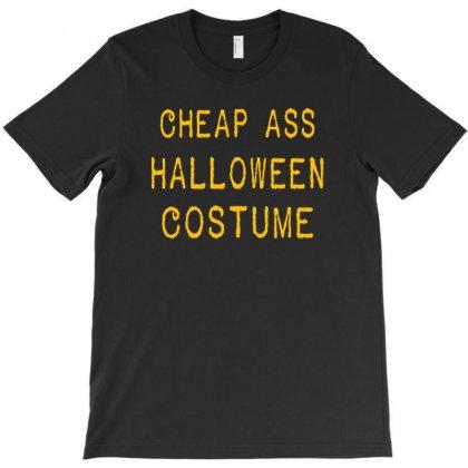 Halloween Costume T-shirt Designed By Wisnuta1979