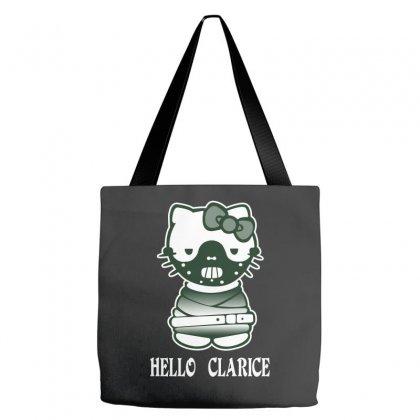 Clarice Tote Bags Designed By Wisnuta1979