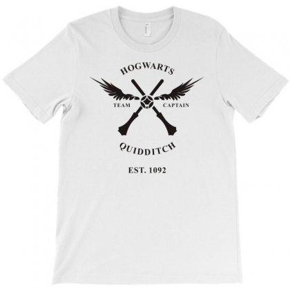 Hogwarts Quidditch T-shirt Designed By Wisnuta1979