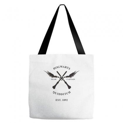 Hogwarts Quidditch Tote Bags Designed By Wisnuta1979
