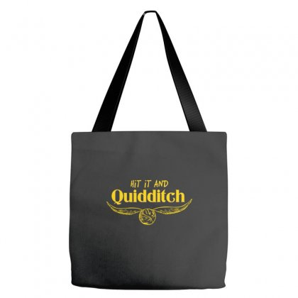 Hit It And Quidditch Tote Bags Designed By Wisnuta1979
