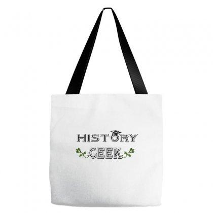 History Geek Tote Bags Designed By Wisnuta1979