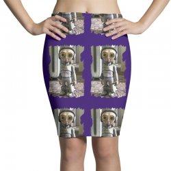 funny alien Pencil Skirts   Artistshot