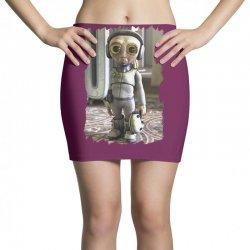 funny alien Mini Skirts   Artistshot