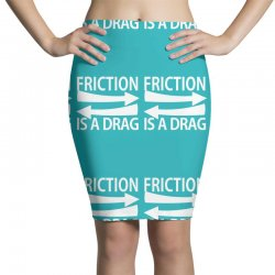 funny geek nerd science Pencil Skirts | Artistshot