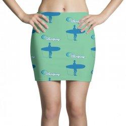 the surfing Mini Skirts | Artistshot