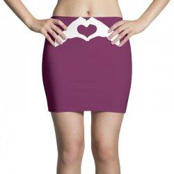 love hands Mini Skirts   Artistshot