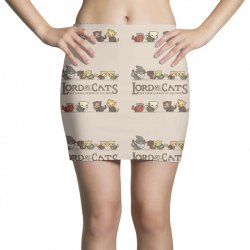 Lord Of The Cats Mini Skirts | Artistshot