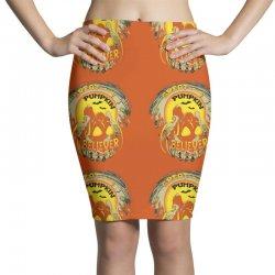 Skellington'spumpkin Pencil Skirts   Artistshot