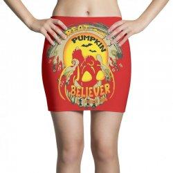 Skellington'spumpkin Mini Skirts   Artistshot