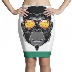 Monkey Cool Pencil Skirts | Artistshot