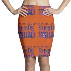 Suicide Squad Pencil Skirts   Artistshot