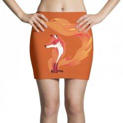 Fox Mini Skirts | Artistshot