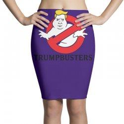 Trumpbusters Pencil Skirts | Artistshot