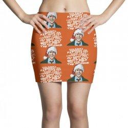 Clark Griswold Christmas Tee Mini Skirts | Artistshot