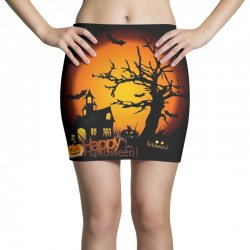 Happy Halloween Mini Skirts | Artistshot