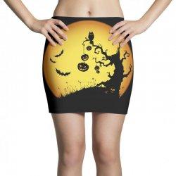 Night Halloween Mini Skirts | Artistshot