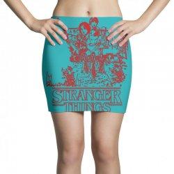 stranger things red Mini Skirts | Artistshot