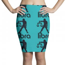 libra Pencil Skirts | Artistshot