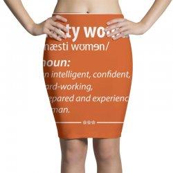Nasty Woman Noun Pencil Skirts | Artistshot