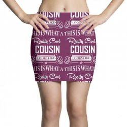 This Is What A Really Cool Cousin Looks Like Mini Skirts | Artistshot