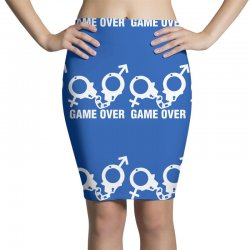 love game Pencil Skirts | Artistshot